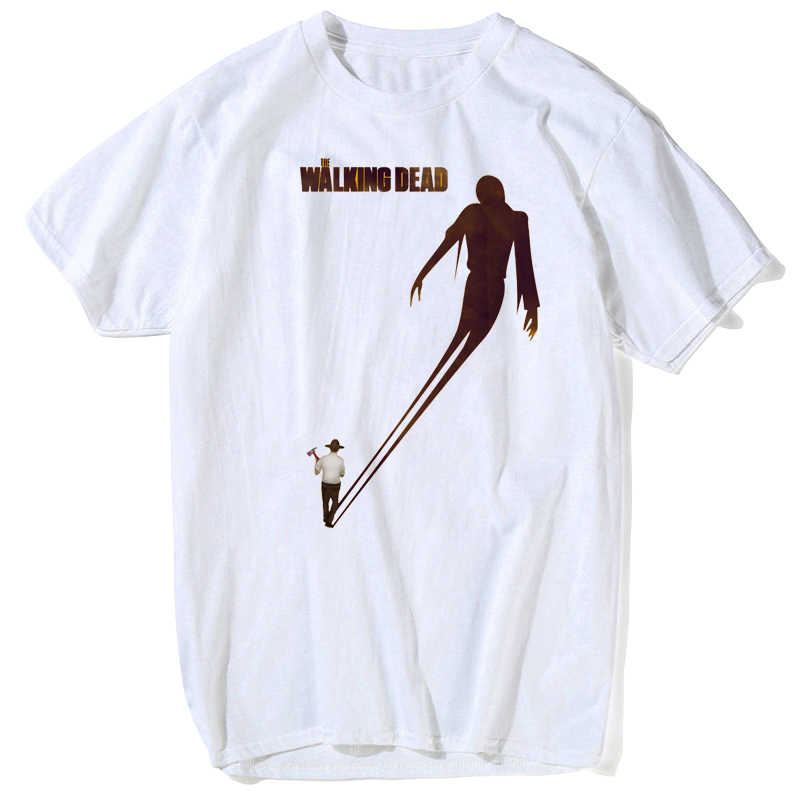 fe84c7e9be The Walking Dead Clementine Outline Ver T Shirt Guys Unique Camisetas Home  Wear T-Shirt