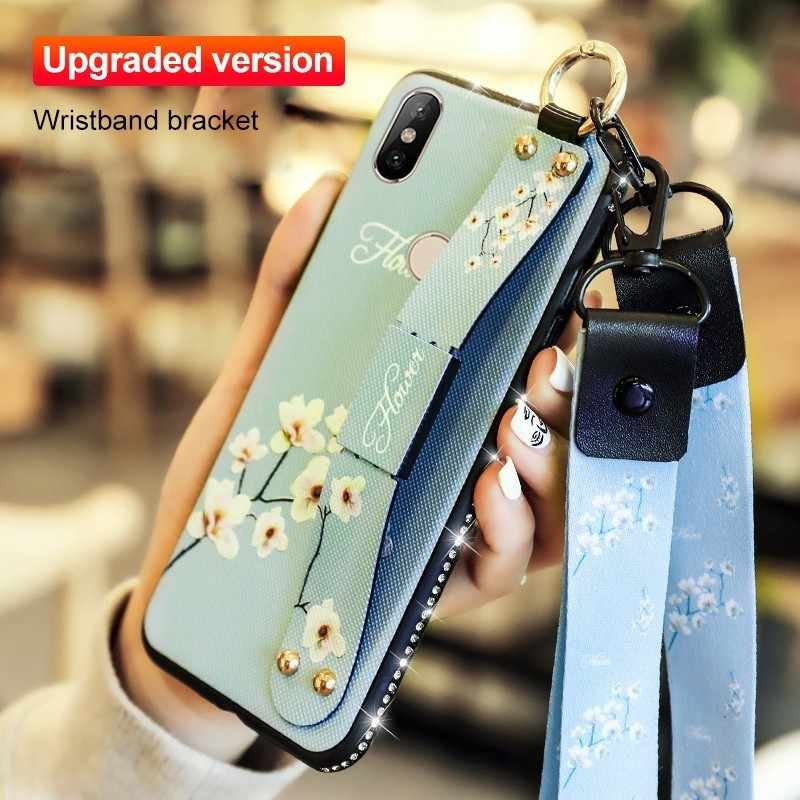 Luxe Voor Xiaomi 9 9se 8 lite max2 5X Case 3D Voor redmi note7 6 note5 pro 6 pro note4 telefoon Cover Soft Silicone TPU Shell