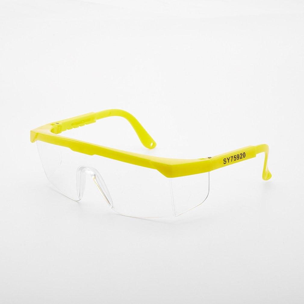 Aufrichtig Leichte Männer Frauen Stoßfest Industrielle Arbeit Schutz Brille Anti Laser Infrarot Schutzbrille Pc Linsen