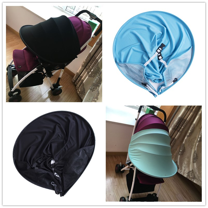 Baby Rain Covers Sun Shade Canopy For Pushchair Buggy Pram Activity Gear Stroller UV Cover