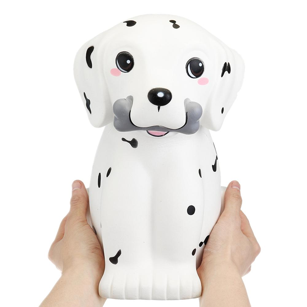 Bakeey Super Big Size 30cm Squishes Toys Spot Puppy Dog Animal Jumbo Gift Fun Cute PU Slime toy Children  for Relieve StressBakeey Super Big Size 30cm Squishes Toys Spot Puppy Dog Animal Jumbo Gift Fun Cute PU Slime toy Children  for Relieve Stress