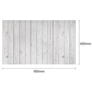 Image 5 - 60 × 90 センチメートルヴィンテージ木製ボード写真撮影の背景スタジオビデオアート布生地デスクテーブル写真の背景ドロップデコレーション小道具