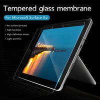 Tablet laptop Toughened Glass Film For Microsoft SurfaceGo Flat Computer Glass Screen High Clear Shatterproof Protector membrane