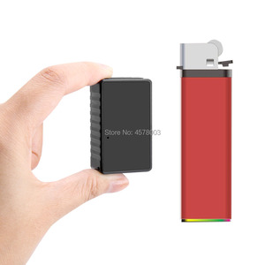 Image 1 - micro mini children gps tracker portable handheld car gsm gprs sms tracking device for person asset vehicle