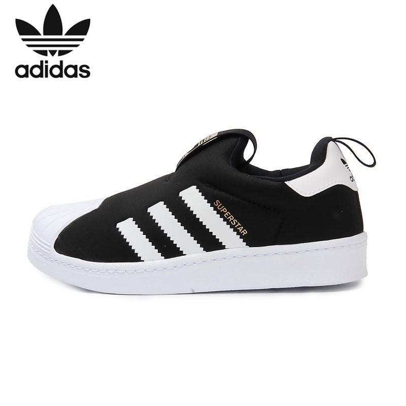 Adidas Superstar Original Kids Breathable Running Shoes Children Light Comfortable Sports Sneakers #S32130Adidas Superstar Original Kids Breathable Running Shoes Children Light Comfortable Sports Sneakers #S32130
