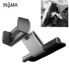 INSMA Aluminum Car CD Slot Mount Cradle Holder Universal Mob