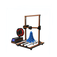 In Promotion!!! Anet E12 3D Printer Metal Imprimante 3d DIY Digital Large Printing 300*300*400MM Machine DIY 3d Printer For Sale все цены