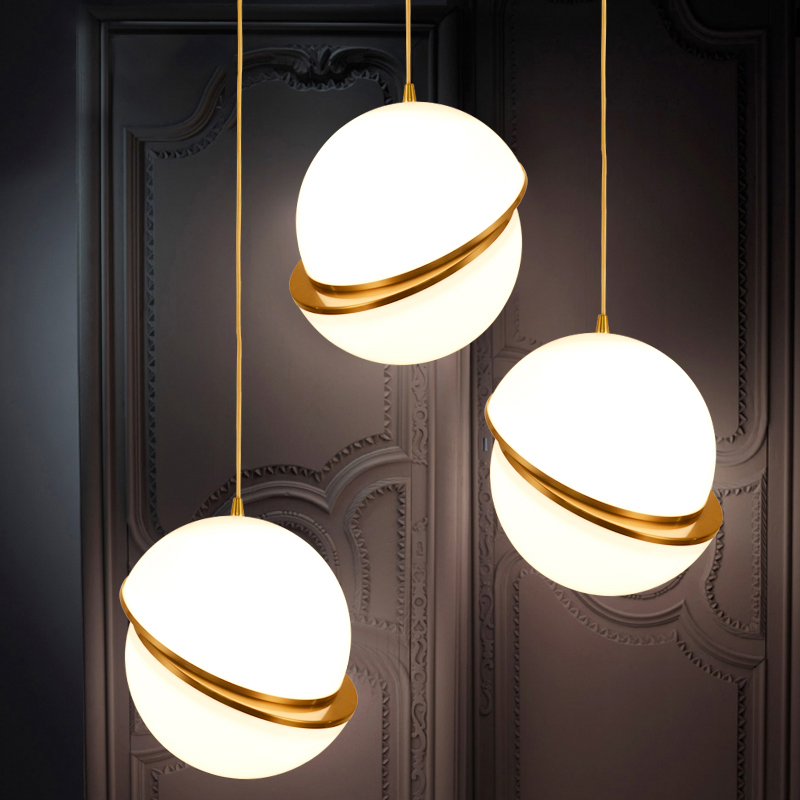 Novelty Spherical Iorn Hanging Lamps LED Loft Modern Pendant Lamps Light Fixtures Living Room Hotel Restaurant Bedroom Study Bar novelty spherical iorn hanging lamp led e27 loft modern pendant light fixture for living room hotel restaurant bedroom study bar