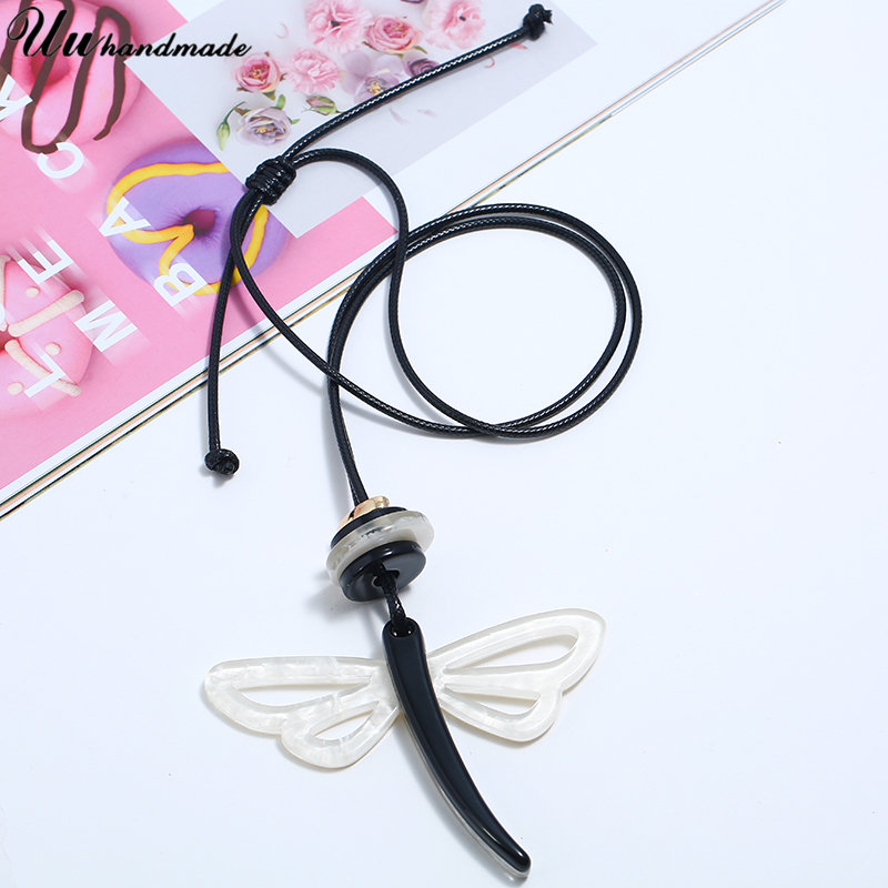 Image 2 - Statement retro acrylic jewelry choker necklace pendant custom wholesale accessories MOQ120 shipment time is about 25 days-in Pendant Necklaces from Jewelry & Accessories