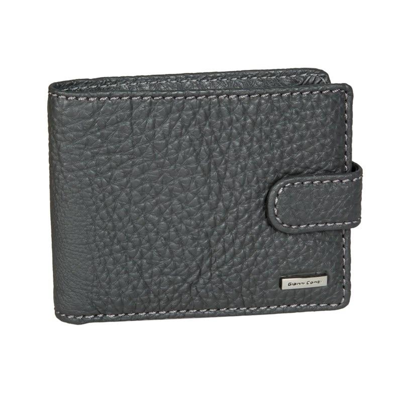 Coin Purse Gianni Conti 9517239 dark gray hcandice womens wallet card holder coin purse clutch bag handbag best gift wholesale jan29