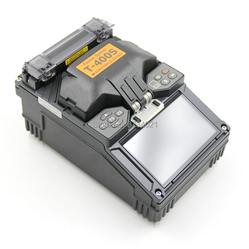 Haute qualité japon original T-400S FTTH Fiber optique épissage Machine égale à Fitel Fusion épisseuse T-400S