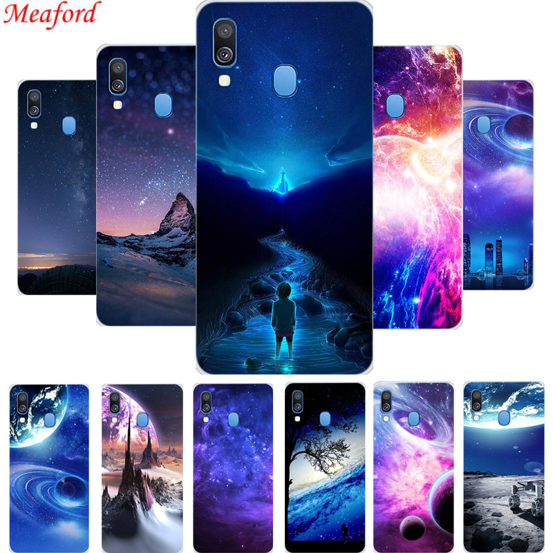 5.9 Cover For Samsung A40 Case 2019 Silicone Cool Print Soft TPU Phone Case For Samsung Galaxy A40 Case A405F Coque A 40 Funda