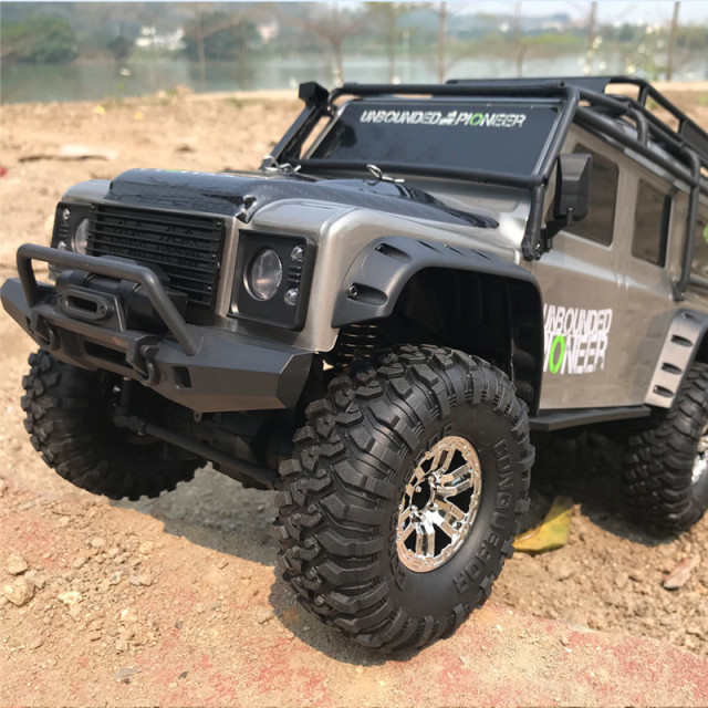 Rc Rally Car Jeep 4×4 offroad 1/10