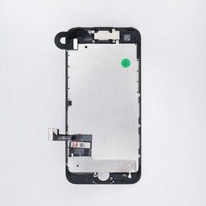 Image 2 - YWEWBJH מלא עצרת LCD או תצוגה מלאה עבור iPhone 7 7 בתוספת עם 3D מגע מסך ומול מצלמה + אפרכסת רמקול