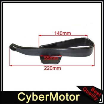Chain Slider Swingarm Protector For 110cc 125cc 140cc 150cc 160cc Chinese Pit Dirt Bike CRF50 IMR Atomik DHZ Kayo Apollo SSR GIO image