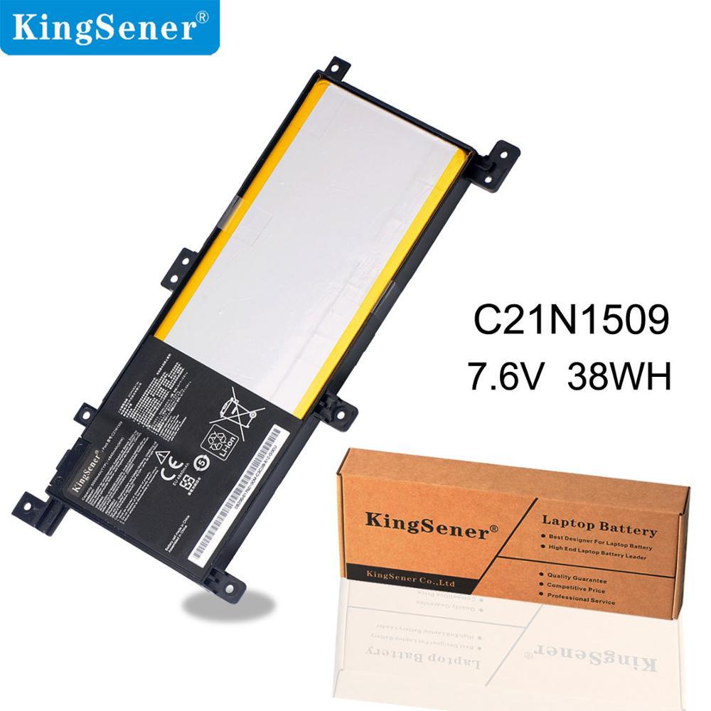 KingSener nuevo C21N1509 batería del ordenador portátil para ASUS Notebook X556UA X556UB X556UF X556UJ X556UQ X556UR X556UV A556U FL5900U