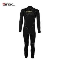 SLINX 5 мм Мужской многофункциональный гидрокостюм с длинными рукавами супер теплый гидрокостюм для серфинга дайвинга Для Сноркелинга сёрфин