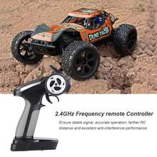 58km/h 1/10 Scale RC Car High Speed 4WD Remote Control Vehicle RC Off-road Car 3652 3421KV Brushless Motor or F540 Brushed Motor(China)