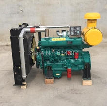 China supplier high quality 154kw weifang Ricardo R6110IZLD 6 cylinder diesel engine for 150KW generator ser