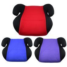Новое пластиковое хлопковое противоскользящее сиденье для детей, детская безопасность, Автомобильная подушка, сиденье, кресло, группа