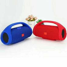 Waterproof Wireless Bluetooth Speaker Portable Professional Outdoor HIFI Column Speaker Subwoofer Sound Box FM Radio TF Mp3