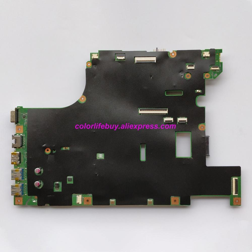 Image 2 - Genuine 11S90002028 90002028 LB59B MB Laptop Motherboard Mainboard for HP Lenovo B590 NoteBook PC-in Laptop Motherboard from Computer & Office