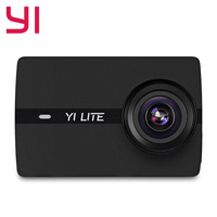 YI 16MP 4K HD Sports Action Cameras 150 Degree Wide Angle Sport Mini Camera With 2.0'' Touch Screen WiFi Bluetooth App Cantrol