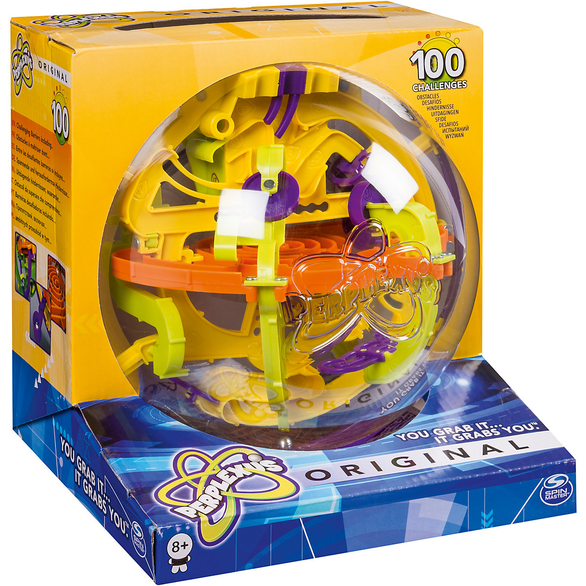 SPIN MASTER Puzzles 3218658 jeux jouets jeu jouet éducationnel сactus jouer garçon garçons fille filles puzzle MTpromo