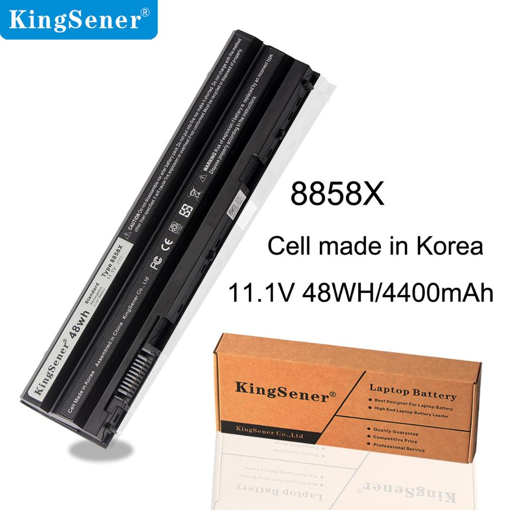 KingSener Corée Cellulaire 8858X Batterie pour DELL Vostro 3460 3560 V3460D V3560D pour DELL Inspiron 5520 7720 7520 5720 5420 5425 5525