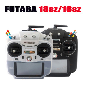 Image 1 - Futaba 18SZ 16SZ Remote Controller RC Transmitter Silicon Protector Case Cover Radio Control Receptor Sfhss FPV Car Racing