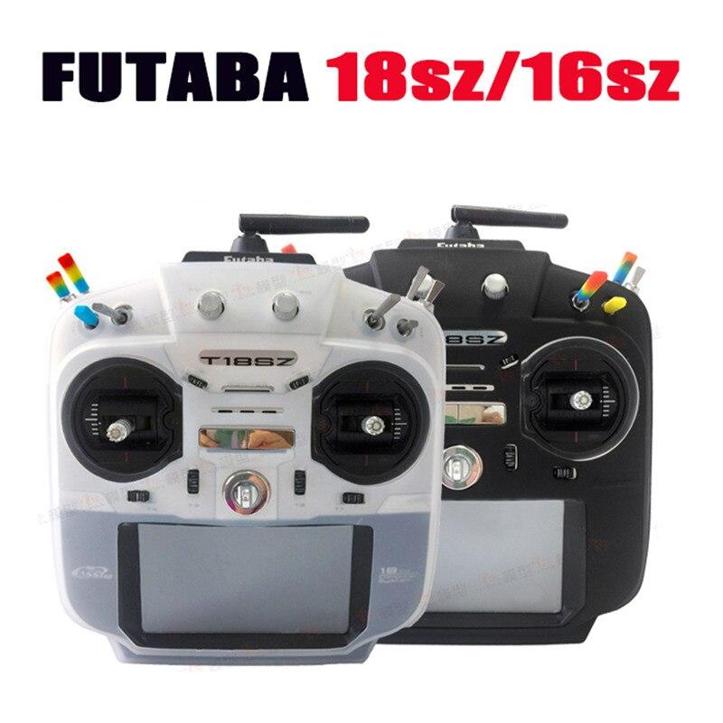 Futaba 18SZ 16SZ Remote Controller RC Transmitter Silicon Protector Case Cover