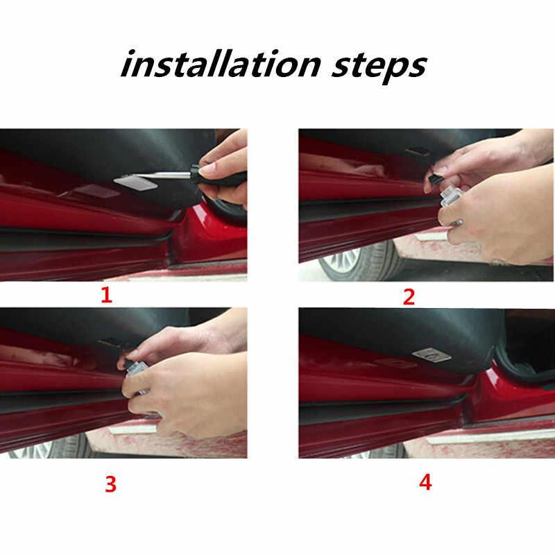 2x светодиодный 3D пригласительные огни в дверь автомобиля световой лазерный проектор Предупреждение лампа логотип для VW Passat B5 B5.5 2000-2010 Phaeton 205-2012