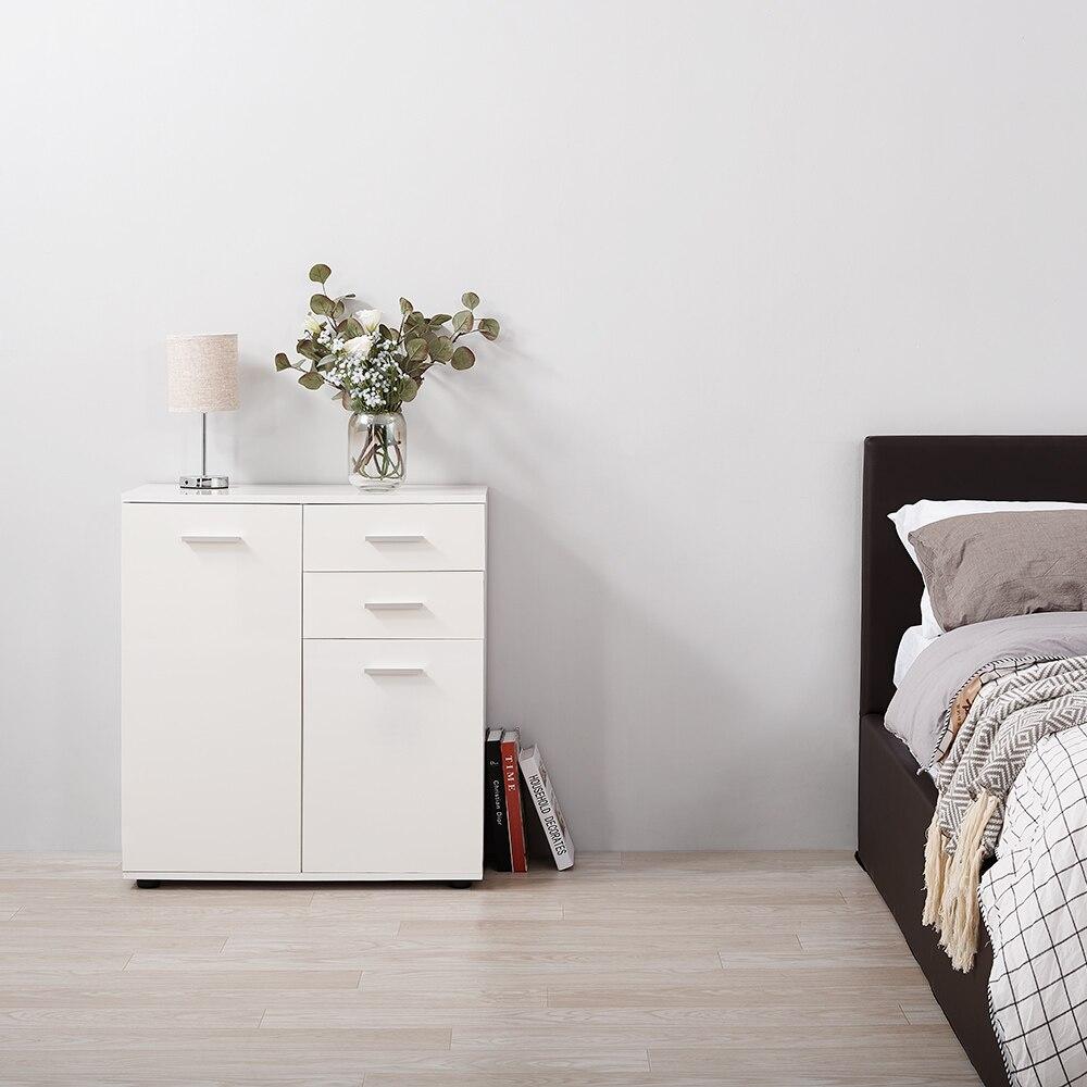Panana chambre/salon meubles armoire Buffet Buffet Buffet Solo haute brillance coffre porte tiroir