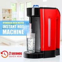 3L Healthy Rich Hydrogen Water Bottle Alkaline Water Dispenser Household Instant Hot Water Heater Hydrogen Water Generator 220V