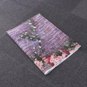 Image 4 - 장식 로맨틱 벽돌 벽 꽃 생일 파티 비닐 사진 배경 웨딩 장식 배경 스튜디오