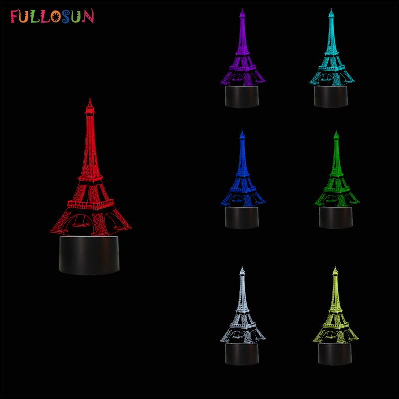Night Light Discount Wholesale Lamp Children 39 s Night Lamp 3D Colorful Light for Party amp Holiday Decoration Gift in LED Night Lights from Lights amp Lighting