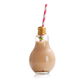 ¡Novedad De 2018! Copa De cóctel con bombilla para Bar, Copas De Vino, abalorios De Bicchieri, Vetro, Copas De Vino portátiles para fiestas, cócteles, Bicchiere, Copo