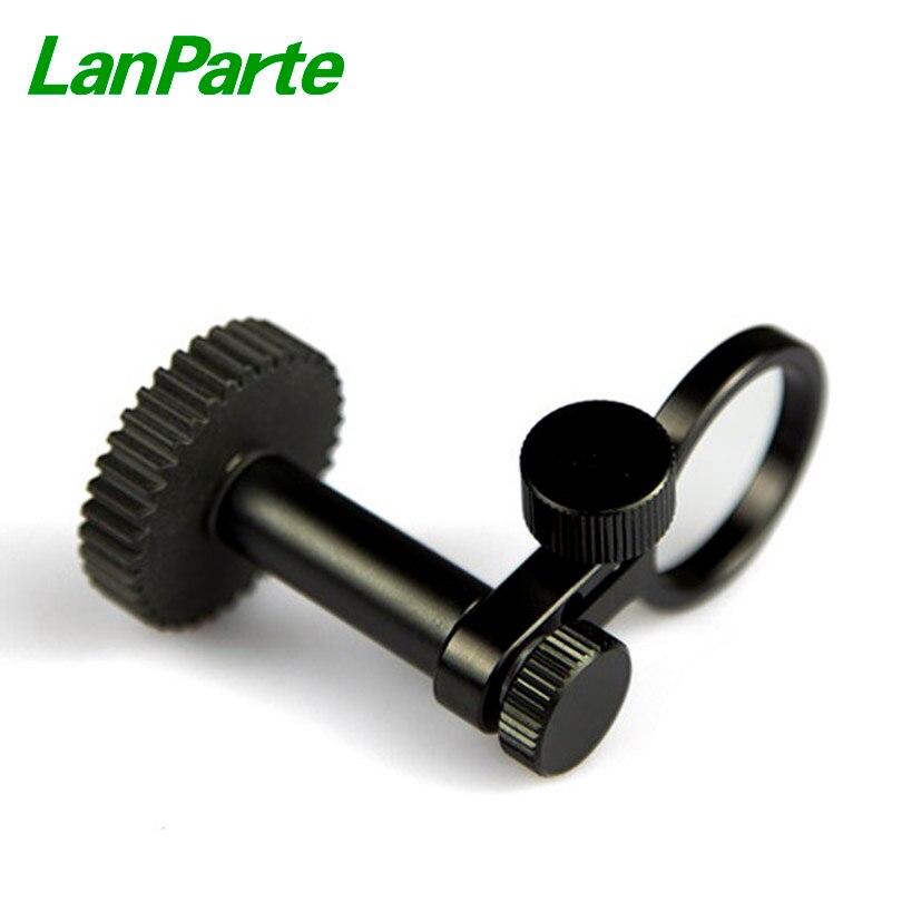 LanParte suit la bague d'inversion de mise au point pour lentille inversée