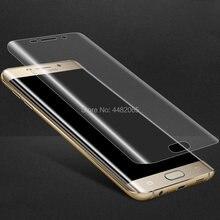 Protetor de tela Para Samsung Galaxy S7 S6 borda Glas 7 S 6 borda Película Protetora Para Samsung Galaxy S plus (não de Vidro Temperado)