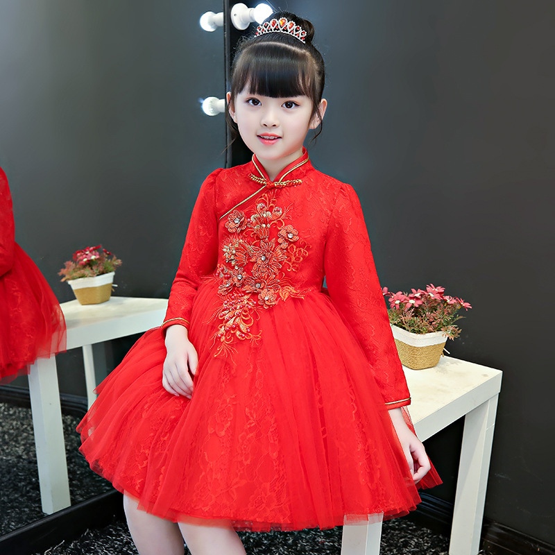8510f5dbda84a Buy girl qipao and get free shipping | bestseller.mx.tl