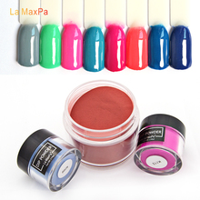 LaMaxPa 20gram Dipping Powder Without Lamp Cure Nails Dip long lasting on nail Crack and Chip Resistant
