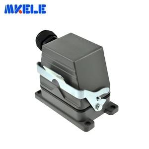 Image 3 - Mk he 048 1 48 Pins Rechthoekige Socket Harting Connector Meerdere 1 24pin En 25 48pin Heavy Duty Connector