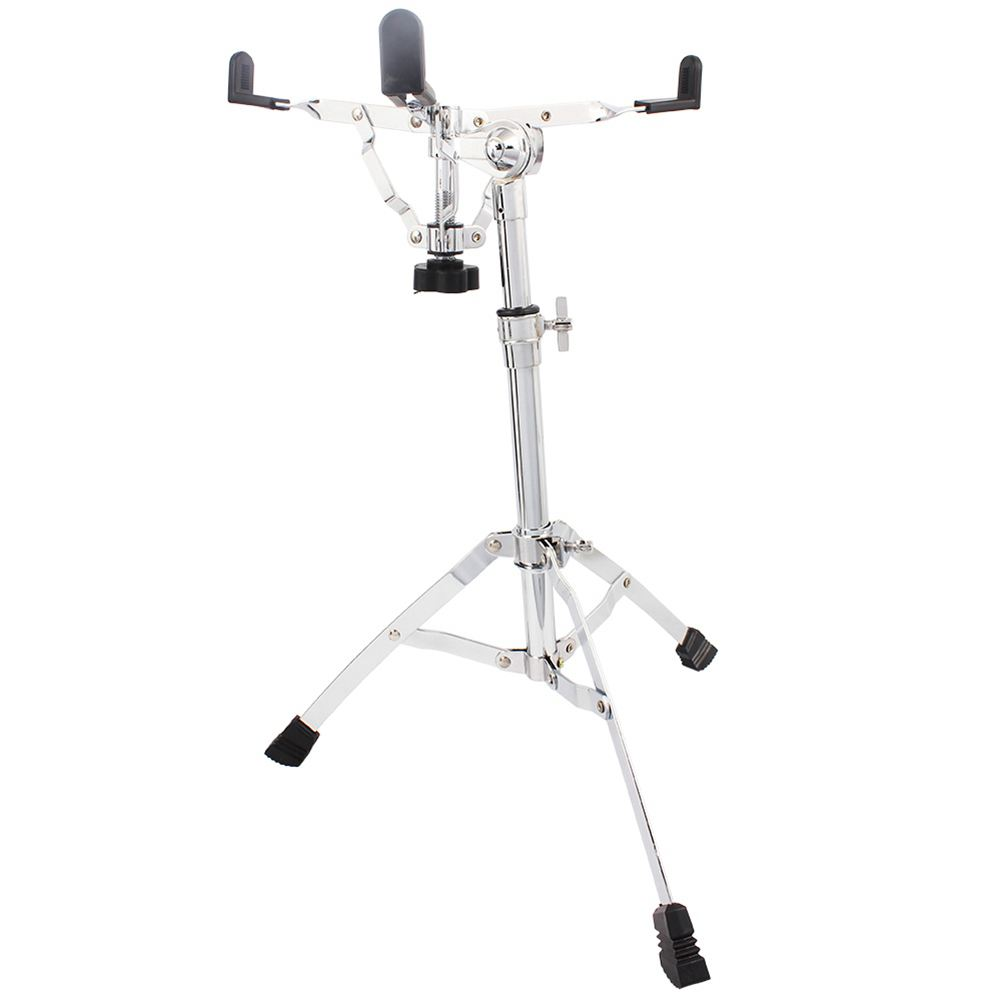 IRIN Professional Drum Stand Good Quality Snare & Dumb Drum Stand Rack Multiple Triangle-Bracket Metal Percussion Support