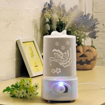 1500 ml/2400 ml Umidificador de Ar Ultra para Home Humidificador Da Névoa Criador LED Aroma Difusor de Aromaterapia Difusor do Óleo Essencial|Umidificadores| |  -