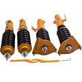 Coilover Spring + Shock для Mini Cooper R50 R53 2002-2006 R52 2005 + 24 регулируемых демпферных амортизаторов