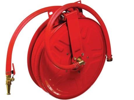 3/4 pouces 25 mètres bobine de tuyau D'incendie pour vente
