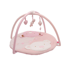 1PC Baby Activity Gym Cushion Protective Soft Crawling Fitness Play Frame Games Carpet Developing Mat 85x 85x60cm for Newborn