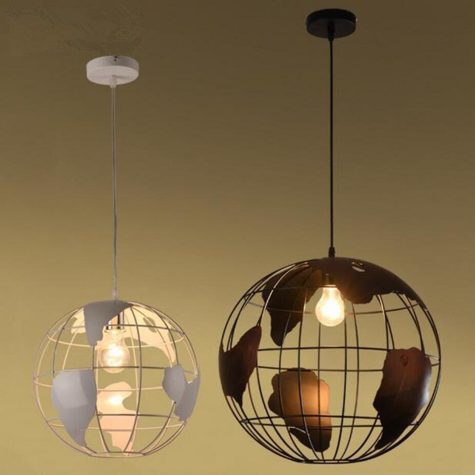 European Reative Globe Led Pendant Lights Led Lamps High Quality Iron Globe Pendant Lamps E27 Led Lustre Lighting Pendant LampEuropean Reative Globe Led Pendant Lights Led Lamps High Quality Iron Globe Pendant Lamps E27 Led Lustre Lighting Pendant Lamp