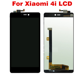 For Xiaomi 4i LCD Display 4i Touch Screen Digitizer Assembly Mi 4i Mobile Phone LCD Mi4i Replacement Screen Display