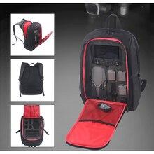 DJI Mavic 2 Zoom/Pro sırt çantası su geçirmez saklama çantası kutusu kutusu DJI akıllı kontrolör